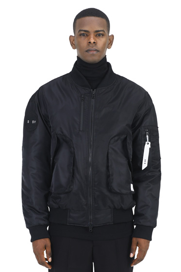 original ma-1 airplane overfit jacket