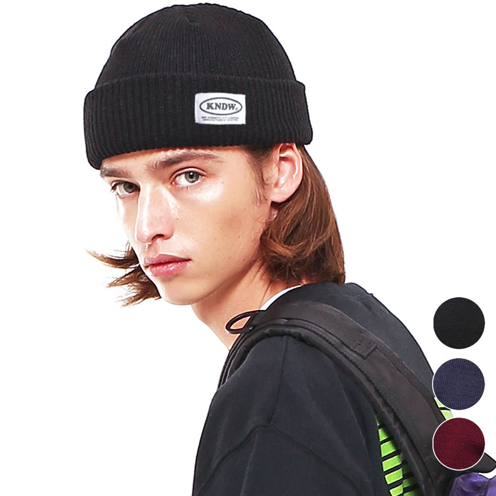 KNDW LOGO WATCH CAP